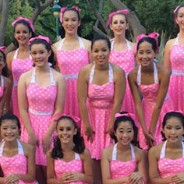 EWMD Dancers Perform at Disneyland!
