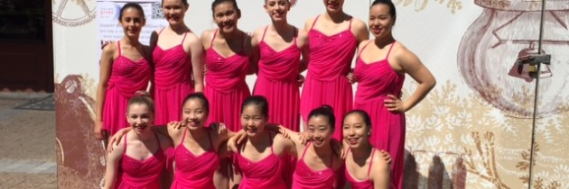 EWMD Performs at the sjDANCEco Dance Festival